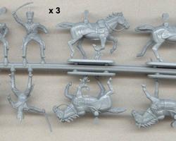 British KGL Light dragoons