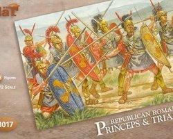 Roman Republican Princeps & Triari