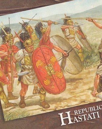 Roman Republican Hastati & Velites
