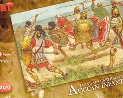 Carthagian African infantry