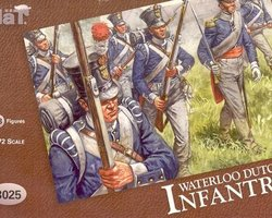 Dutch-Belgian infantry