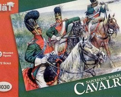 Bavarian Cavalry