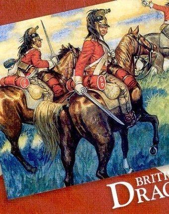 British heavy dragoons