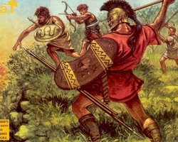 Macedonian Light infantry
