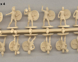 Greek Mercenary Hoplites