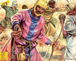 Persian Light infantry