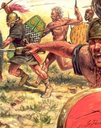 Carthagian Allies