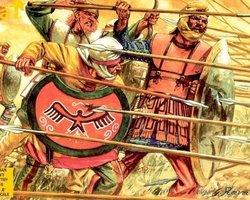 Persian Heavy infantry