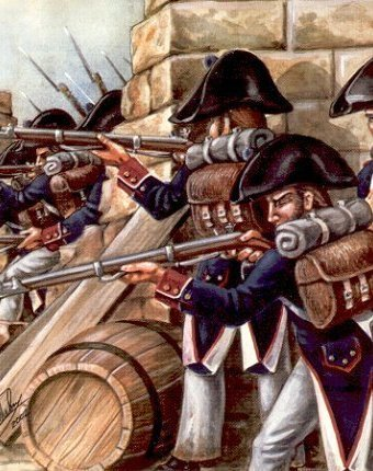 French Line Infantry 1805