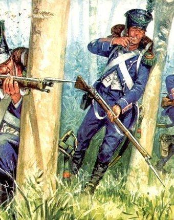 French Light infantry 1805