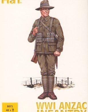 ANZAC infantry
