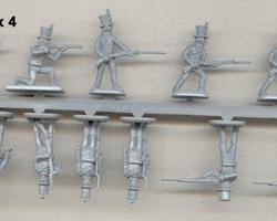 Russian Light infantry 1805