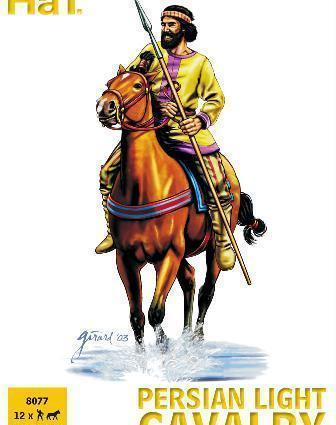 Persian Light cavalry