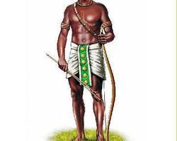 Nubian warriors