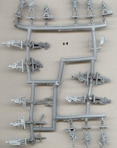 Russian Heavy weapon set