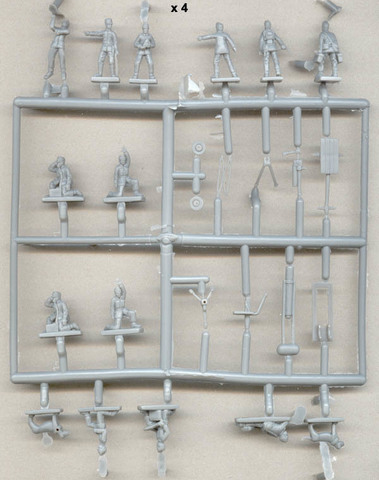 Austrian Heavy Weapons set