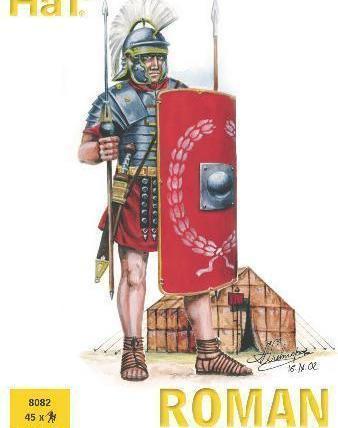 Roman Imperial Legionaries