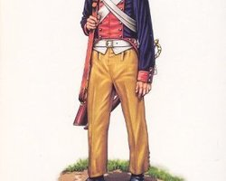 Prussian Musketeers 1805