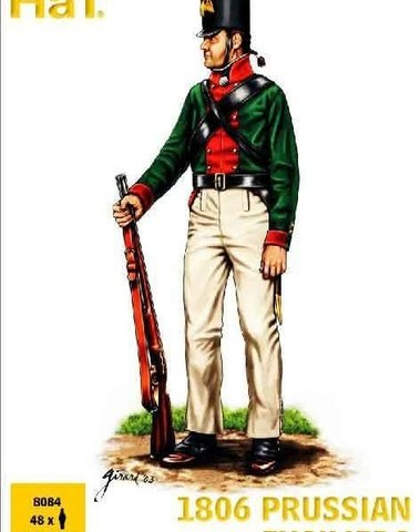 Prussian Fusiliers 1805