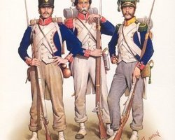 French Infantry 1808-1812