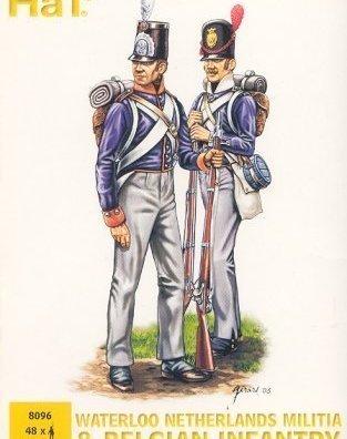 Dutch-Belgian Militia & Infantry
