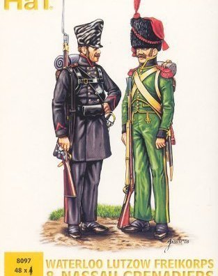 Lützow Freikorps & Nassau Grenadiers