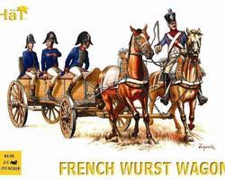 French Wurstwagons