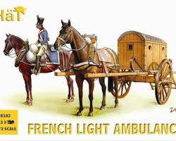 French Light Ambulance