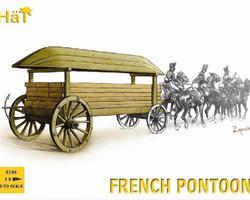 French pontoonwagons