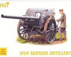 German artillery