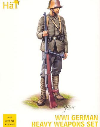 German Heavy Weapons set