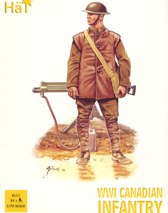 Canadian infantry