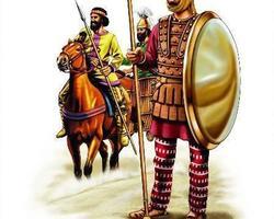 Persian Army of Acheamenid