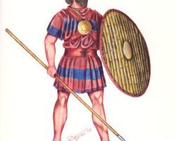 Assyrian Allied infantry