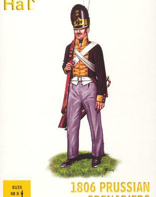Prussian Grenadiers 1806