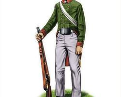 Prussian Elite infantry 1806