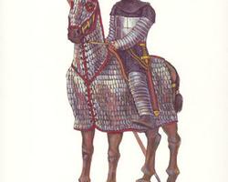 Parthian heavy cavalry