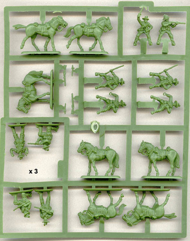 Australian light cavalry
