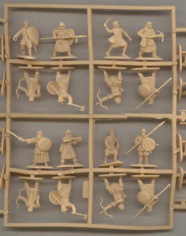 Andalusian Infantry El Cid
