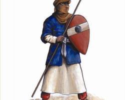Almoravid infantry El Cid