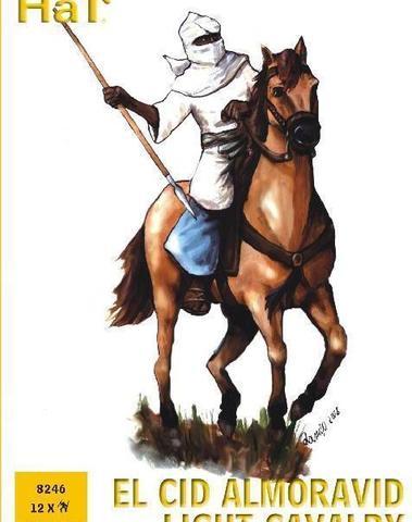 Almoravid Light cavalry