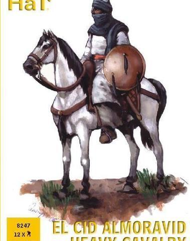 Almoravid Heavy cavalry