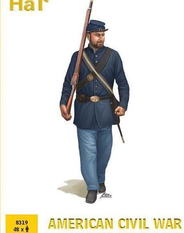 ACW infantry marching set 1
