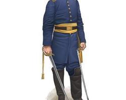 ACW infantry Command