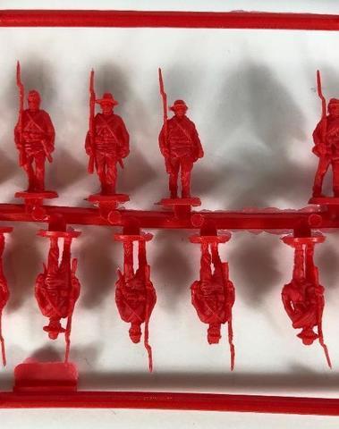 ACW infantry marching set 2