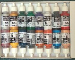 Colorset Naloleonic colors