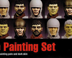 Colorset Face painting