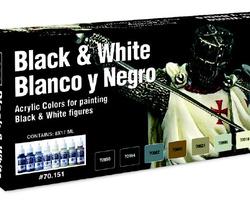 Colorset Black&White