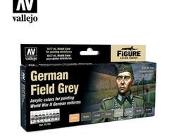 Paintset German field grey