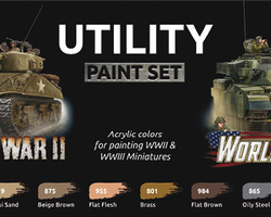 Utility Paintset